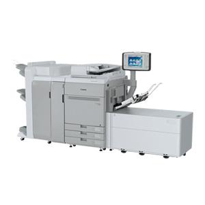 Onze digitale drukpersen van Canon zijn een echte krachtpatsers. Met een productiesnelheid van 8500 vel per uur en haarscherpe kleuren bieden deze machines maximale productiviteit en kwaliteit!